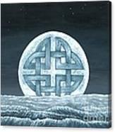 Lunaris Rising Canvas Print