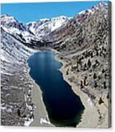 Lundy Lake Canvas Print