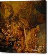 Lura Cavern Canvas Print