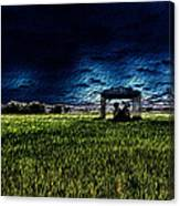 Lurking Canvas Print