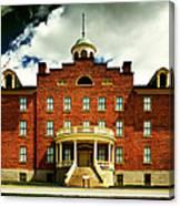 Lutheran Theological Seminary At Gettysburg Canvas Print