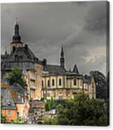 Luxembourg City Canvas Print
