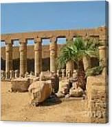 Luxor Egypt Canvas Print