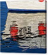 Lyme Regis Harbour - December Canvas Print