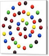 M And M 1 Canvas Print