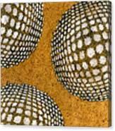 M U M 2 - Bulge Dots Canvas Print
