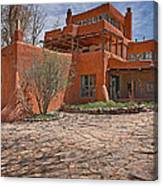 Mabel Dodge Luhan House  Canvas Print