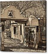 Mabel's Gate - A Different View Canvas Print