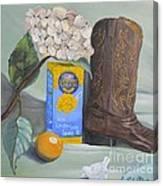 Mac N Cheese Canvas Print