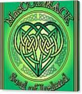 Maccormack Soul Of Ireland Canvas Print
