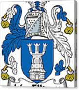 Macelligott Coat Of Arms Irish Canvas Print