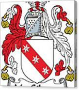 Macgilmore Coat Of Arms Irish Canvas Print