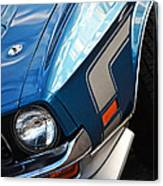 Mach 1 Ford Mustang 1971 Canvas Print
