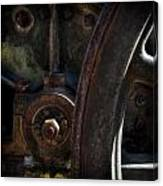 Mechanical Pareidolia  Canvas Print