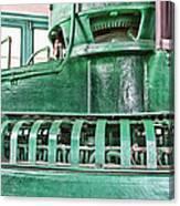 Machinery Canvas Print