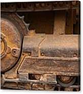 Machinery Canvas Print