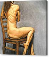Madame Brooke Canvas Print