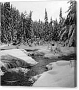 Madawaska River Canvas Print