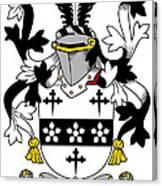 Maddox Coat Of Arms Irish Canvas Print