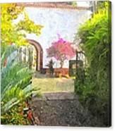 Madeira Canvas Print