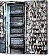 Madeline's Barn Canvas Print