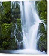 Madison Creek Falls #2 Canvas Print