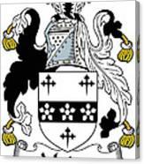 Madoc Coat Of Arms Irish Canvas Print