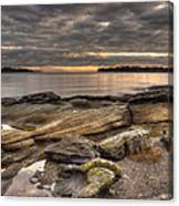 Madrona Point Canvas Print