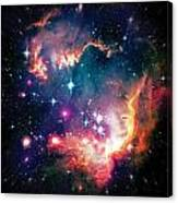 Magellanic Cloud 1 Canvas Print