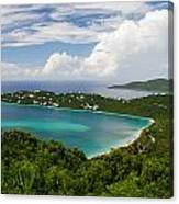 Magen's Bay From Drake's Seat Canvas Print
