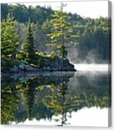 Maggie Lake 1 Canvas Print