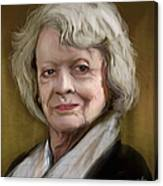 Maggie Smith Canvas Print