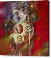 Magic Bag Canvas Print