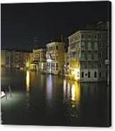 Magic Canal Canvas Print