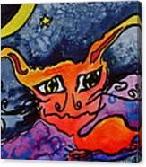 Magic Carpet Canvas Print
