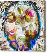 Magic Flowering Canvas Print