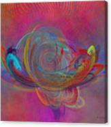 Magic Lamp Canvas Print