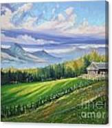Magic Land Canvas Print