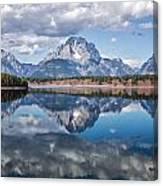 Magic Of Reflection - 2 Canvas Print