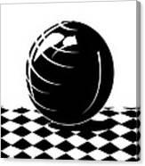Magic Orb Canvas Print