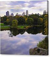 Magical 1 - Central Park - New York Canvas Print