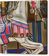 Magical Carrsoul Horse Canvas Print