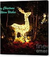 Magical Christmas Canvas Print