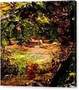 Magical Forest - Myth - Fantasy Canvas Print