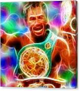 Magical Manny Pacquiao Canvas Print