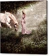 Magical Meadow Canvas Print