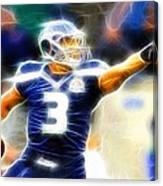 Magical Russell Wilson Canvas Print