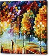 Magical Time Canvas Print