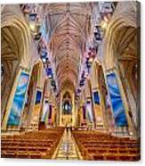 Magnificent Cathedral II Canvas Print