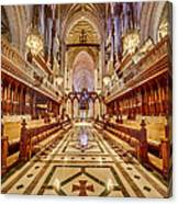 Magnificent Cathedral Iv Canvas Print